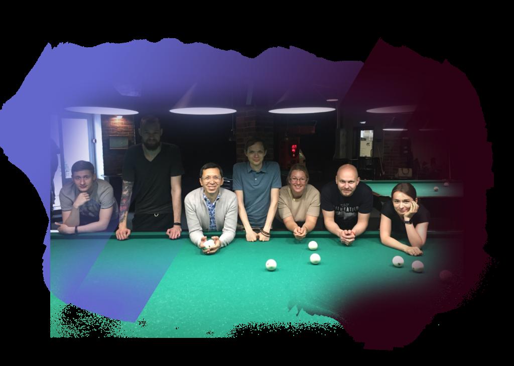 2 турнир 2018 турнир среди учеников Московской Школы Бильярда